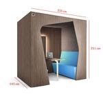 dimensions-cabine-de-confidentialité-komunikube