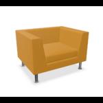 fauteuil lounge ambre