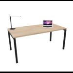 bureau individuel pied noir plateau clair