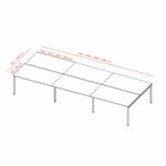 dimensions-bureau-bench-6-personnes