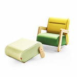 fauteuil lounge pour bureau