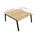 Dimensions-bureau-bench-2-personnes-partage
