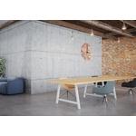 table de coworking 200x100 cm