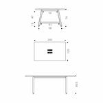 Dimensions-table-de-conférence-pour-espace-de-coworking