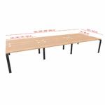 bureau-bench-6-personnes-astroo-dimensions