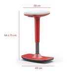 tabouret-basculant-rouge-dimensions