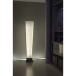 lampadaire elios blanc