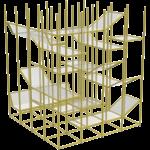 structure informelle buzzijungle high