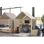 Cabine the hut 4 personnes