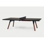 Table de réunion - ping-pong blanche ou noire