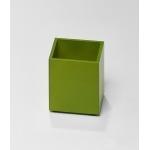 Pot à crayon vert