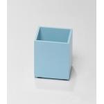 Pot à crayon bleu ciel