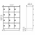 dimensions-casiers-monobloc
