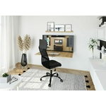 bureau rabattable mini office coworking home office