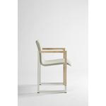 chaise de bureau design pied bois