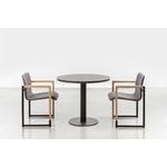ensemble 2 chaises design