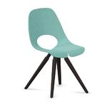 chaise design tauko menthe et noir