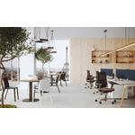 chaise polyvalente soléo pour espace de cafétéria ou réunion