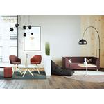 canapé lounge 2 places pour accueil ou espace de détente entreprise