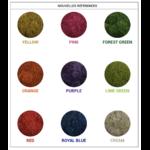 Finition couleur lichen végétal naturel pour logo