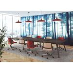 table de réunion grande et design altitude