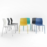 Kabi chaise design polyvalente