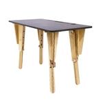 TABLE MODULABLE FOND BLANC 2