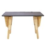 TABLE MODULABLE FOND BLANC 1