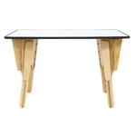 TABLE MODULABLE OPTION VELLEDA FOND BLANC 1