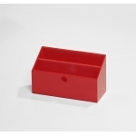 Range courrier rouge