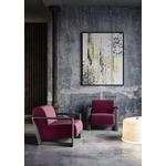 fauteuil-arco-design-avec-piétement-en-bois