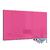tableau magnétique en verre rose fushia