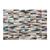 tapis de bureau design triangles