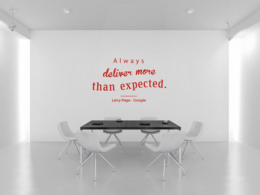 Always deliver_3