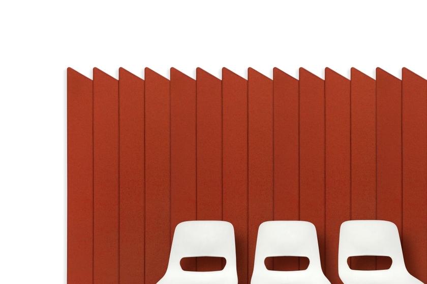 panneau_acoustique_mural_orange_chaises
