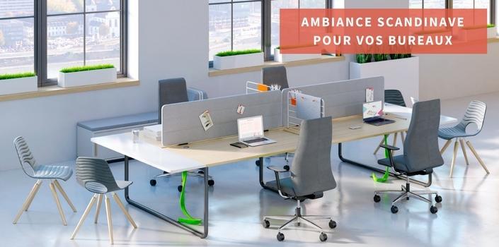 Décoration de bureau et mobilier professionnel pour une meilleure ...