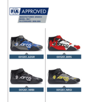 001261 CHAUSSURES SPARCO RACING APEX RB-7