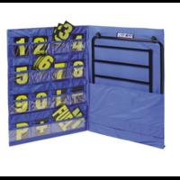 00594PIT BOARD+NUMEBER+BAG+BOX
