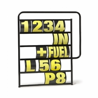 00594T SPARCO Pit Board