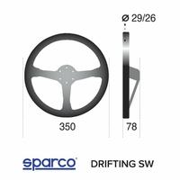 015R350SNR SPARCO Drifting SW