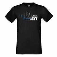 01216 T-shirt SPARCO 40TH