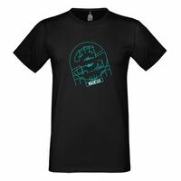 01219 T-shirt Manches Courtes SPARCO TRON