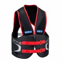 002412NR Gilet de protection des côtes SPARCO SPK-3
