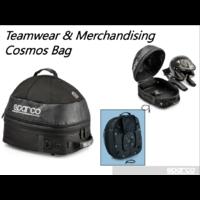 "016433 SAC SPARCO COSMOS ""Helmet & Hans bag 35 x 40 x 35"" NOIR"