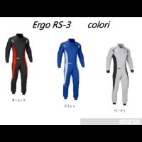 001131 COMBINAISON SPARCO  ERGO RS-3 FIA 50% COTON NATUREL