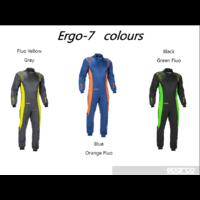 002304 COMBINAISON SPARCO ERGONOMIQUE ERGO-7