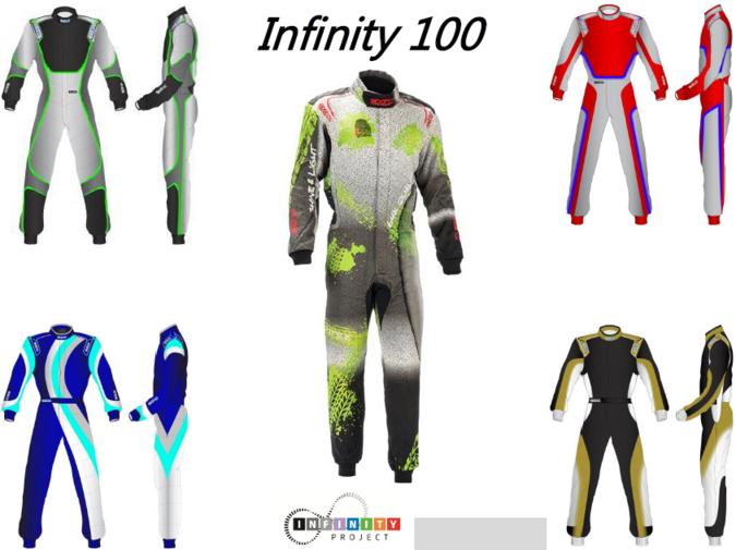 infinity 100