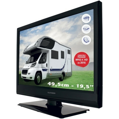 TV LED 49.5 cm