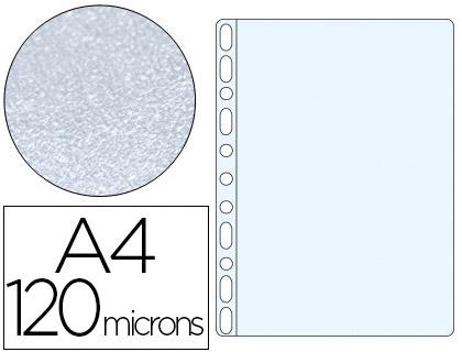 POCHETTES A4 120 MICRONS GRAINÉ PACK DE 100
