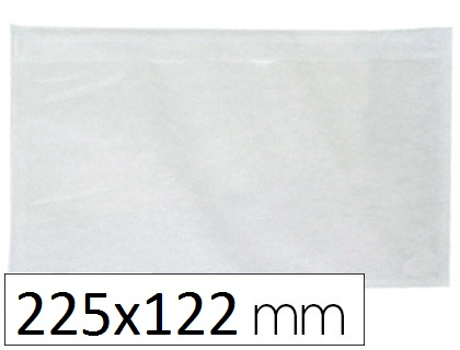 ENVELOPPE PORTE-DOCUMENTS 225X122MM
